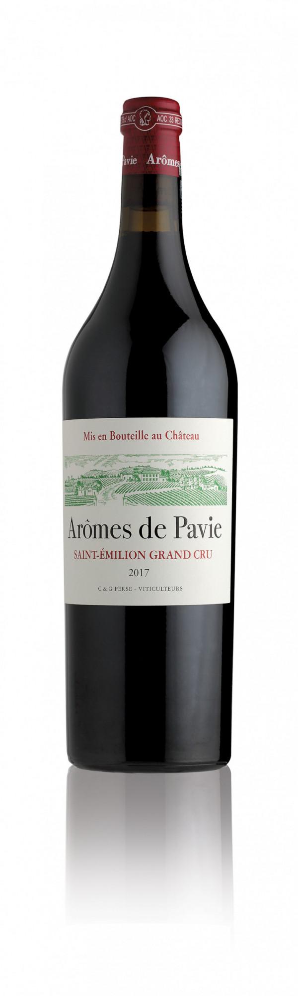 Bouteille Arôme de Pavie