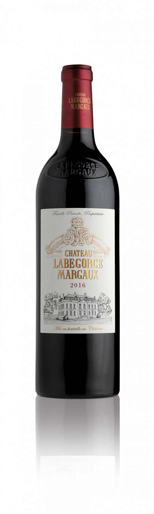 Bouteille Labergorce Margaux